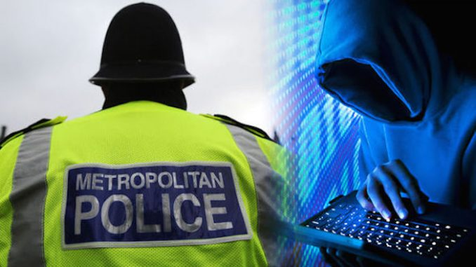 London thought police to arrest online trolls