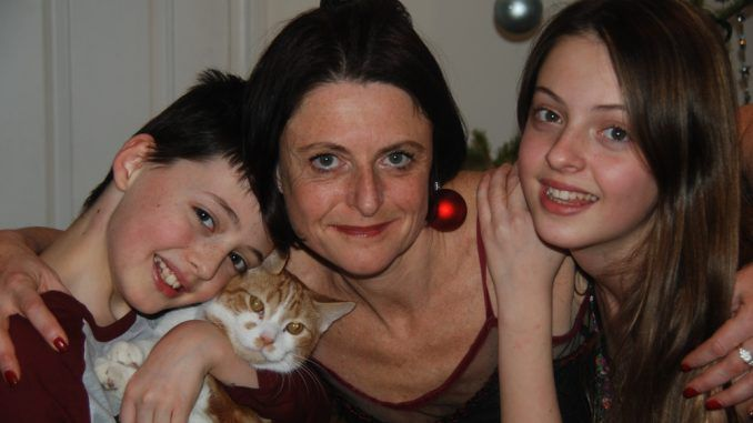 A British mother says antidepressants made her fantasise about killing her children