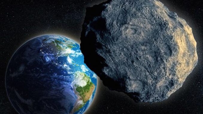 NASA launch investigation into 'armageddon' asteroid