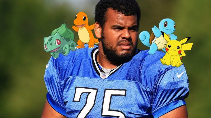 An NFL player claims that Pokemon Go is a mind control operation by the government