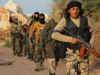 The Pentagon has announced that it is protecting and arming Al Qaeda in Syria, in a last gasp effort to overthrow Assad.