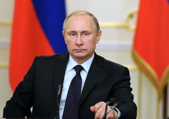 Putin Says 'Kiev Has Turned To Terrorism'