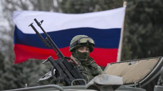 Russia in readiness for full combat with NATO