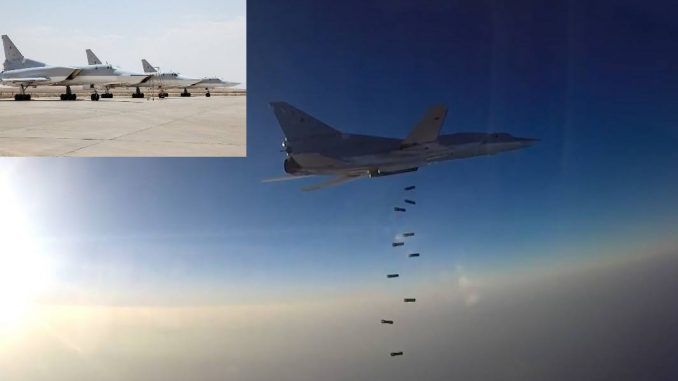 Russian Bombers Destroy At Least 150 ISIS Terrorists In Syria