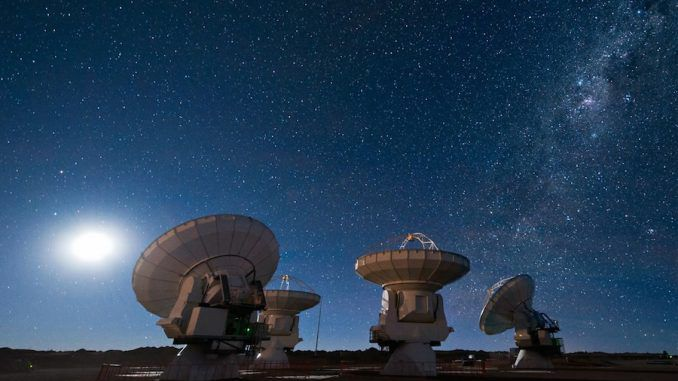 Not a drill: SETI detect real extraterrestrial signal from deep space