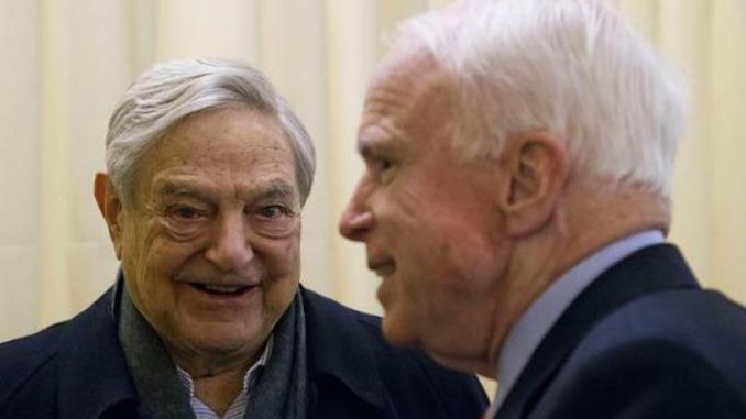 Leaked memo shows that George Soros was the secret ruler of Ukraine in 2014