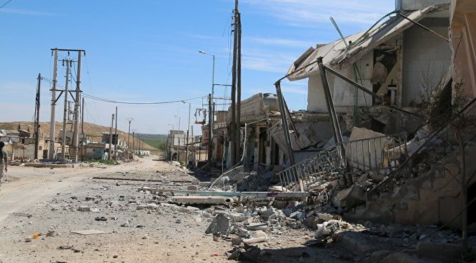 ISIS Carries Out Chemical Attack On Residential Areas In Syria