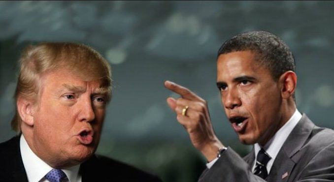 Trump doubles down on his claims that Obama founded ISIS