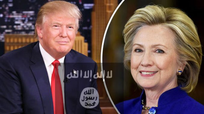 Trump accuses Hillary of being the founder of ISIS