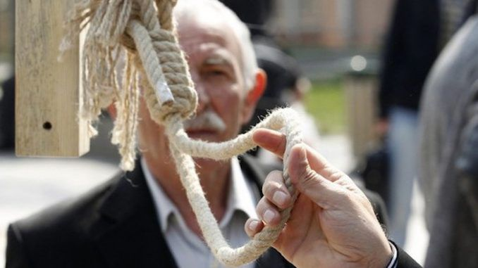 Death penalty to be reintroduced to Turkey