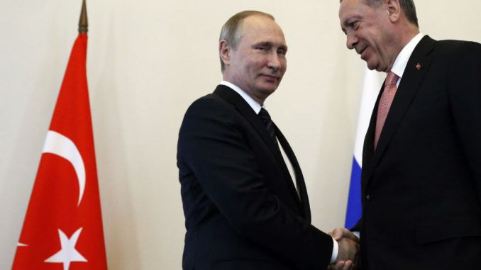 Turkey may ditch US dollar in trade deal with Russia