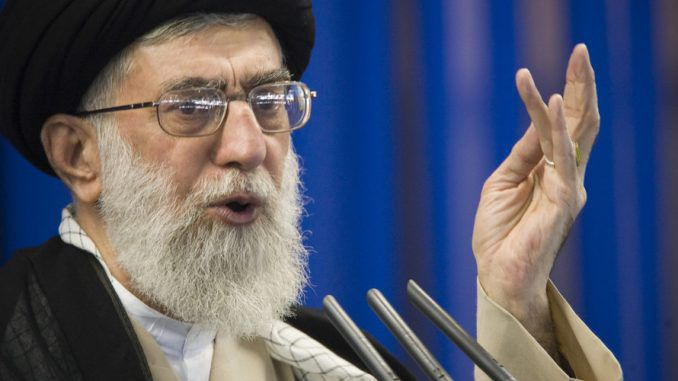 Iran's supreme leaders says that ISIS was created by the USA