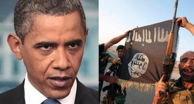 WikiLeaks emails reveals smoking gun memo from ISIS leader to Obama