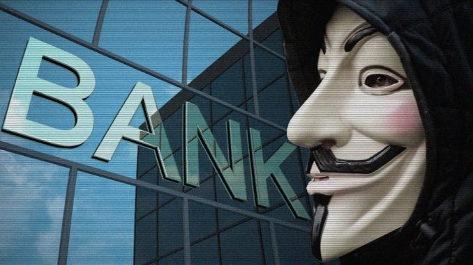 Anonymous campaign 'OpIcarus: Shut Down The Banks' has caused twenty Rothschild owned central banks, including the Bank of England, to be taken offline.
