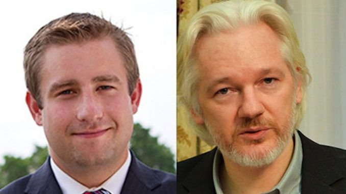 Assange claims that Seth Rich was the whistleblower behind the recent Wikileaks email dump, and he was murdered in retribution.
