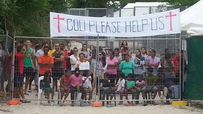 2,000 children at Australian refugee camp report sexual abuse