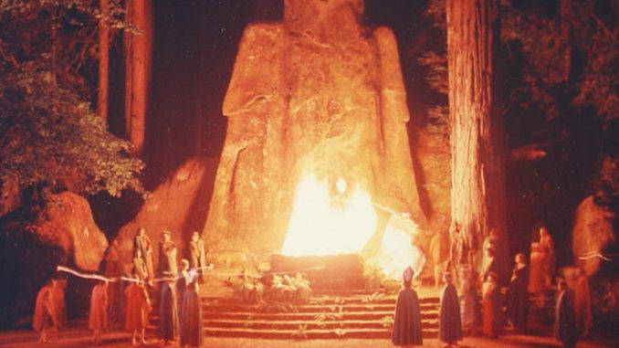 A new Wikileaks email directly links Hillary Clinton, Colin Powell and Henry Kissinger to the Bohemian Grove.