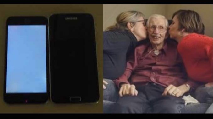 Spooky voicemail left by woman's dead grandpa goes viral