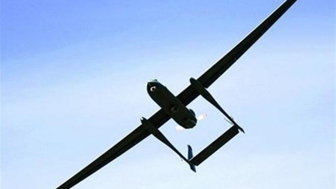 Israeli Spy Drone Shot Down By Palestinian Fighters Over Gaza