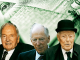 The Rothschilds and the Rockefellers have an unimaginable amount of wealth that surpasses the trillion mark, and yet they are missing from Forbes's list every single year.