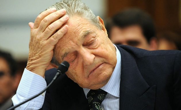 George Soros Funded Al Gore's Global Warming Scam