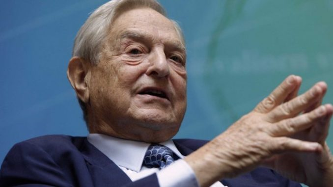 Major media outlets in the US have ignored the leak of thousands of emails from billionaire George Soros's Open Society Foundation.