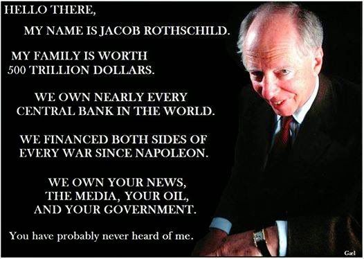 Rothschild new wold order
