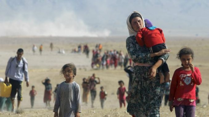 UNHCR: 3,000 Fleeing Iraqi Villagers Captured By ISIS