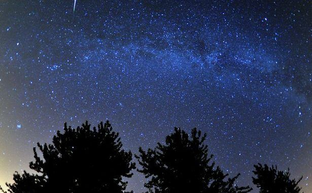Next Week's Meteor Shower Will Light Up Sky With Twice As Many Meteors