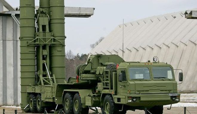 Russia Deploys Advanced S-400 Air Defense Missile System To Crimea