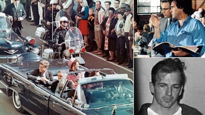 The rifle bullets that killed John F. Kennedy were fired by a member of his own presidential guard as part of a deep state 'inside job,' according to a deathbed confession given to the film director Oliver Stone.
