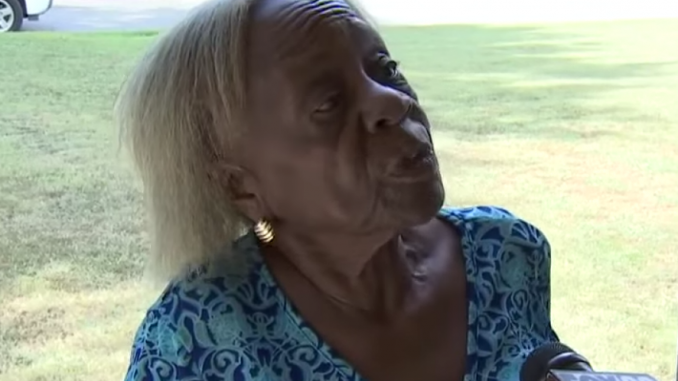 Oklahoma Police Police Pepper Spray 84 Year Old Woman In Her Own Home