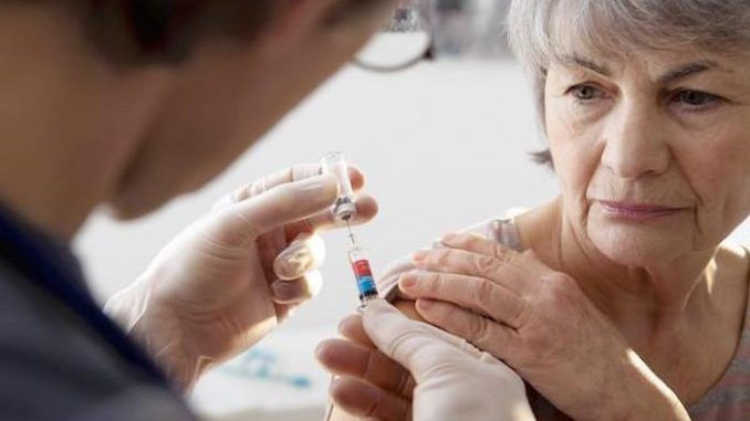 Controversial new Pneumonia vaccines being pushed on elderly