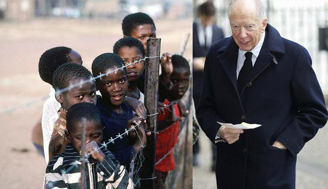 Corrupt Rothschild Plot To Crash African Nation's Economy Revealed