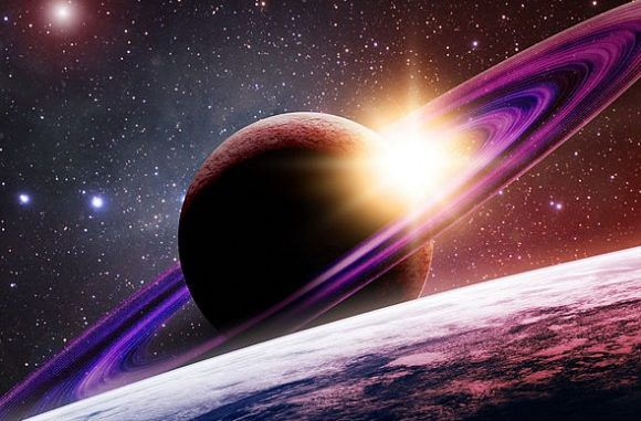 Giant UFOs are 'Proliferating' in Saturn's Rings Says NASA Scientist