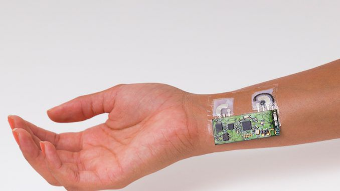 'Smart' Stick On Tattoo Can Monitor Your Alcohol Levels