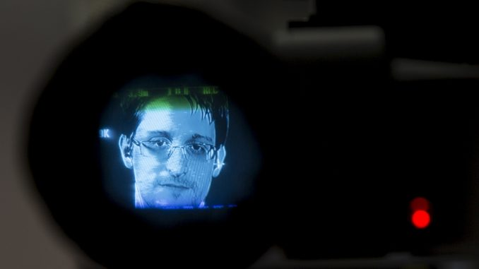 Snowden's cryptic tweet deciphered - showing his disappearance signals a distress call