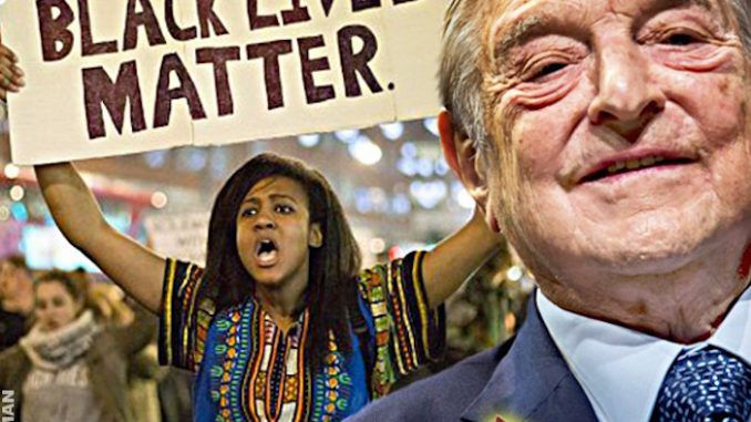 Leaked memo reveals Soros handed $650,000 to Black Lives Matter organisation