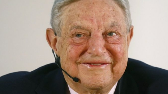 Hacked documents reveals George Soros planned to overthrow Putin in Russia