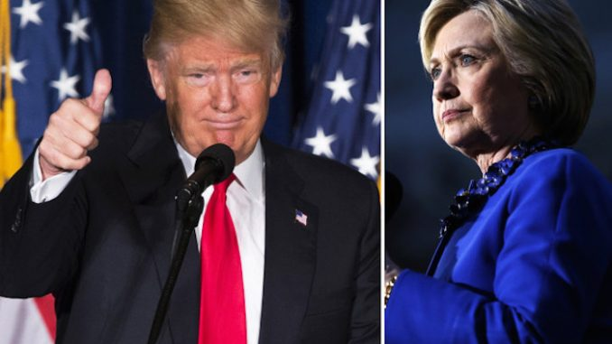 Trump surges past Clinton in the polls