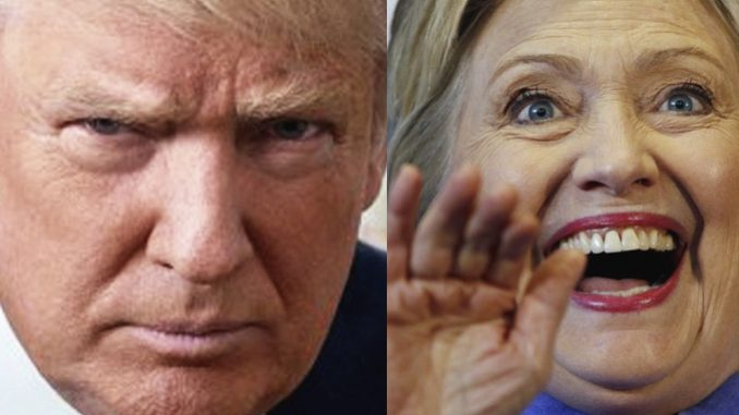 "An academic at prestigious Oxford University has weighed in with his expert opinion and declared both Trump and Clinton are ""full blown psychopaths."""