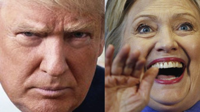 """An academic at prestigious Oxford University has weighed in with his expert opinion and declared both Trump and Clinton are """"full blown psychopaths."""""""