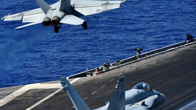 US Fighter Jets Tried To Intercept Syrian Planes Says Pentagon