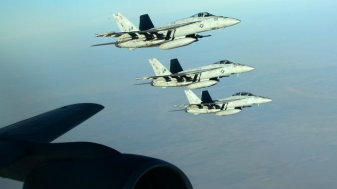 US Launch Airstrikes Against ISIS In Libya