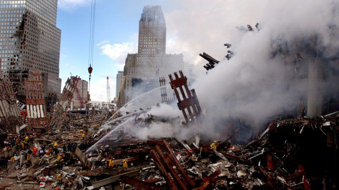 Egyptian state media claims 9/11 was an inside job