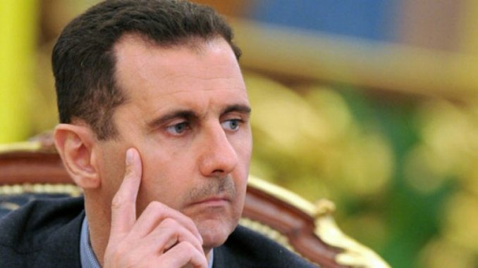 Assad says that US airstrikes in Syria were coordinated with ISIS/Daesh