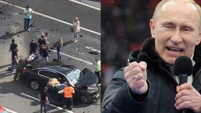 Brave Vladimir Putin was the subject of a failed assassination attempt in Moscow as the New World Order attempted to silence their most formidable enemy.