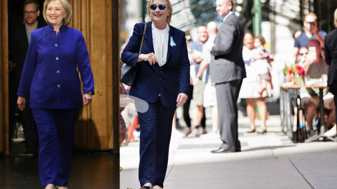 Clinton Body Double Incident Is Actually Standard Procedure