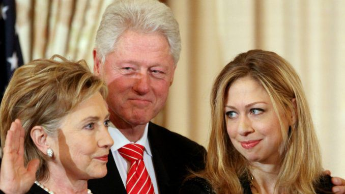 Clinton Foundation officials sought diplomatic immunity by applying for diplomatic passports