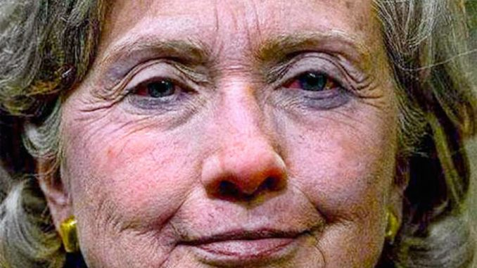 Medical professor claims that Hillary Clinton has just one more year left to live